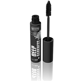 lavera Deep Darkness Mascara in Black - 13ml - Expiry date is 31st July 2020