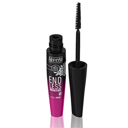 lavera Endless Definition Mascara - Perfect Black - 13ml