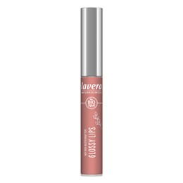 lavera Glossy Lips in Rosy Sorbet 08 - 6.5ml