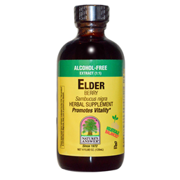 Nature`s Answer Elderberry - 120ml