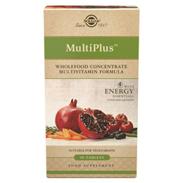 Solgar MultiPlus with Energy Essentials - 90 Tablets