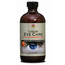 Nature`s Answer Liquid Eye Care - Orange Flavour - 240ml