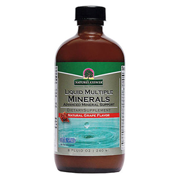 Nature`s Answer Liquid Multiple Minerals - 240ml