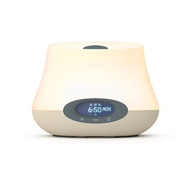 Lumie Bodyclock IRIS 500 Wake-Up Light Alarm Clock - With Aromatherapy