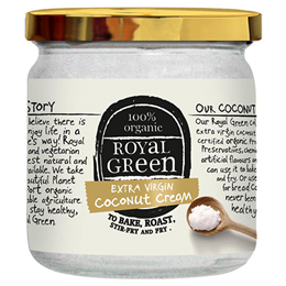 Royal Green Extra Virgin Coconut Cream - 325ml