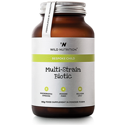 Wild Nutrition Children`s Multi Strain Biotic - 90g
