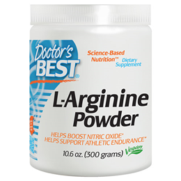 Doctors Best L-Arginine Powder - Endurance - 300g