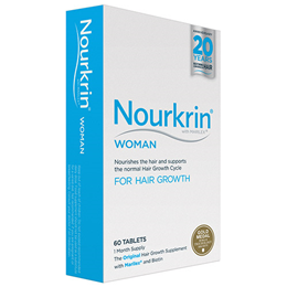 Nourkrin Woman - For Hair Growth - 60 Tablets
