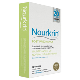 Nourkrin Post Pregnancy - For Hair Maintenance - 30 Tablets