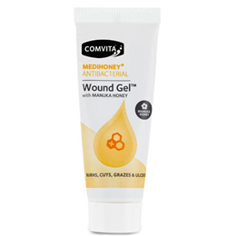 Comvita Medihoney - Antibacterial Wound Gel with Manuka Honey - 50g