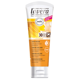 lavera Sun Sensitiv Sun Cream SPF30 - 75ml