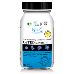 Natural Health Practice Osteo Support - Bone Health - 90 Capsules