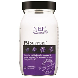 Natural Health Practice PM Support - Multivitamin - 60 Vegicaps