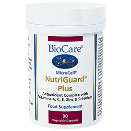 BioCare MicroCell NutriGuard Plus Antioxidant Formulation 90 Vegicaps