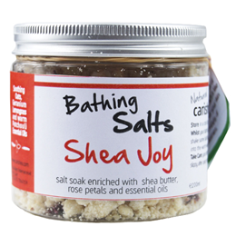 Carishea Shea Joy Bathing Salts - 200ml