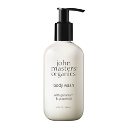John Masters Organics Geranium & Grapefruit - Body Wash - 236ml