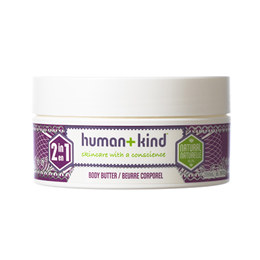 Human + Kind 2 in 1 Body Butter - 200ml