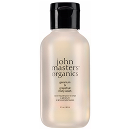 John Masters Organics Geranium & Grapefruit - Body Wash - 60ml
