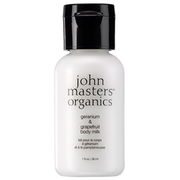 John Masters Organics Geranium & Grapefruit - Body Milk - 30ml