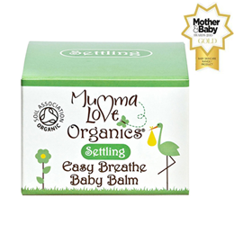 Mumma Love Organics Settling Easy Breathe Baby Balm - 50ml