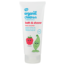 Green People Organic Children Bath and Shower - Berry Smoothie - 200ml