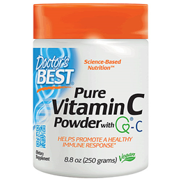 Doctors Best Vitamin C featuring Quali-C - 250g