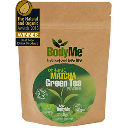 BodyMe Organic Matcha Green Tea Powder - 50g