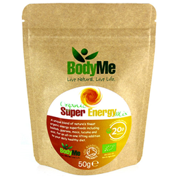 BodyMe Organic Super Energy Mix Powder - 50g