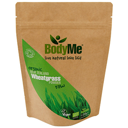 BodyMe Organic New Zealand Wheatgrass Powder - 250g
