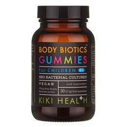 KIKI Health Body Biotics for Children - 30 x 2000mg Chewable Tablets