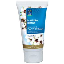 Manuka Health Manuka Honey Moisturising Face Cream - 50ml
