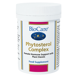 BioCare Phytosterol Complex - With Plant Sterols - 90 Vegicaps