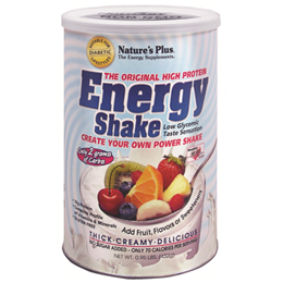 Natures Plus Original High Protein Energy Shake - 432g