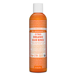Dr Bronner`s Organic Shikakai Conditioning Hair Rinse - Citrus - 237ml