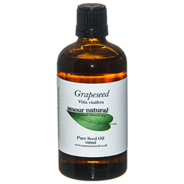 Amour Natural Grapeseed Pure Seed Oil - 100ml