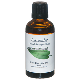 Amour Natural Lavender Pure Essential Oil - 50ml