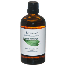 Amour Natural Lavender Pure Essential Oil - 100ml