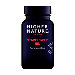 Higher Nature Starflower Oil - 30 x 1000mg Capsules