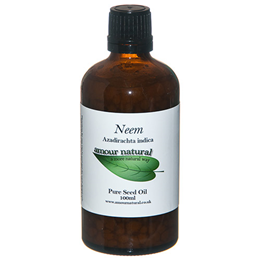 Amour Natural Neem Pure Seed Oil - 100ml