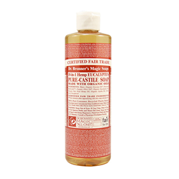 Dr Bronner`s 18-in-1 Organic Eucalyptus Castile Liquid Soap 237ml