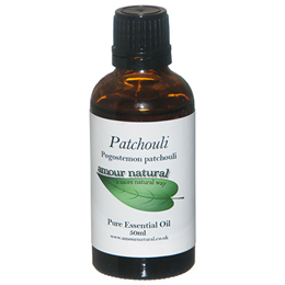 Amour Natural Patchouli Pure Essential Oil - 50ml
