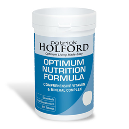 Patrick Holford Optimum Nutrition Formula Multinutrient - 60 Tablets