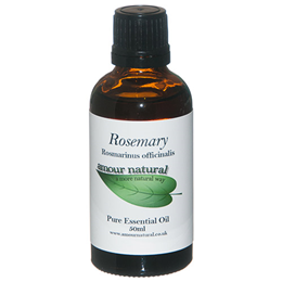 Amour Natural Rosemary Pure Essential Oil - 50ml