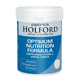 Patrick Holford Optimum Nutrition Formula Multinutrient - 120 Tablets