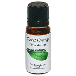 Amour Natural Sweet Orange Pure Essential Oil - 10ml