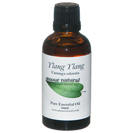 Amour Natural Ylang Ylang Pure Essential Oil - 50ml
