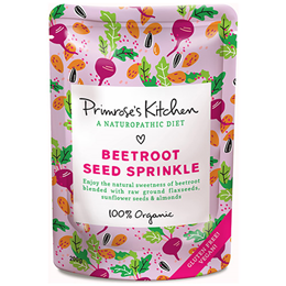 Primrose`s Kitchen Organic Beetroot Seed Sprinkle - 200g