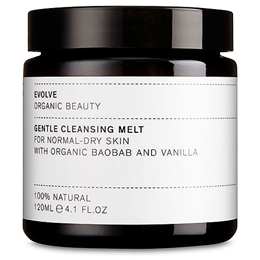 Evolve Gentle Cleansing Melt With Organic Baobab & Vanilla - 120ml