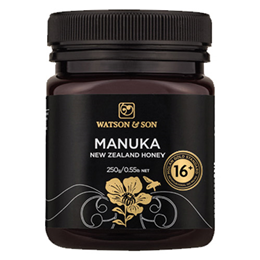 Watson and Son Manuka Honey - MGS 16+ - 250g