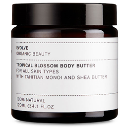 Evolve Tropical Blossom Body Butter With Tahitian Monoi - 120ml